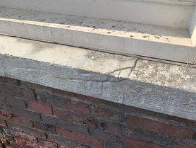 Betonreparatie - Contentblok betonschade verschillende projecten (projecten)