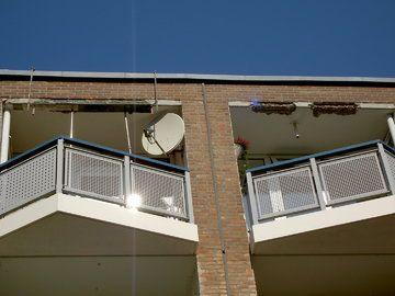 Betonreparatie - Betonreparatie verdieping II
