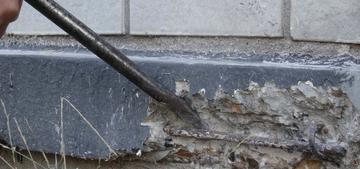 Verdieping bij contentblok betonschade - betonrenovatie verschillende projecten - foto projecten - Over ons - Home