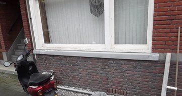 Verdieping bij contentblok betonschade - betonrenovatie verschillende projecten - foto projecten - Na reparatie