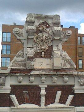 Verdieping BIJ CONTENTBLOK restauratie ornamenten - PROJECTEN AFB - Restauratie